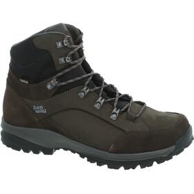 Hanwag Banks GTX Shoes Men mocca/asphalt